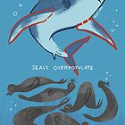 What Happens When Sharks Disappear? (Great White) by Lily Williams