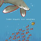 What Happens When Sharks Disappear? (Oceanic Whitetip) by Lily Williams