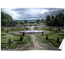 Bowes Museum View Poster