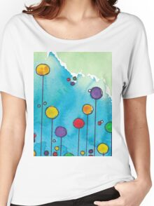 Party bubbles Women's Relaxed Fit T-Shirt