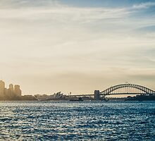 Sydney Tall Ship by yolanda