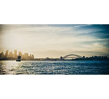Sydney Tall Ship Photographic Print