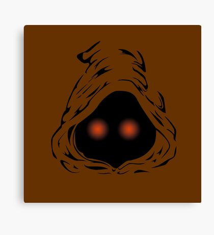 JAWA STAR WARS Canvas Print