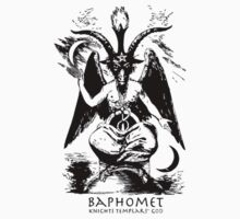 Baphomet - The Occult by Immortalized