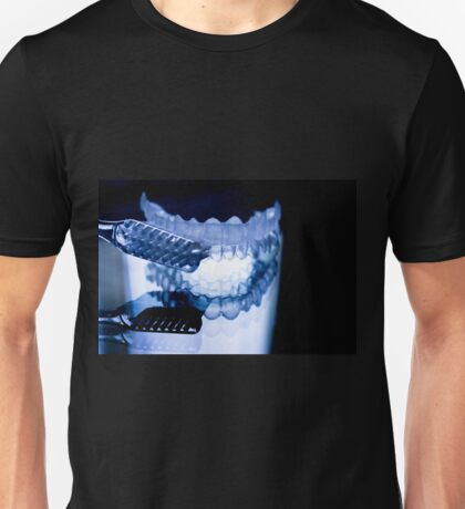Dental retainers and toothbrush Unisex T-Shirt