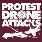 Protest Drone Attacks by Immortalized