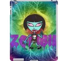 Veronica zzzz iPad Case/Skin