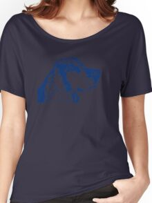 Head dog Women's Relaxed Fit T-Shirt