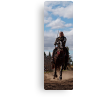Charge D5501 Canvas Print