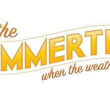 In the Summertime by woahjonny