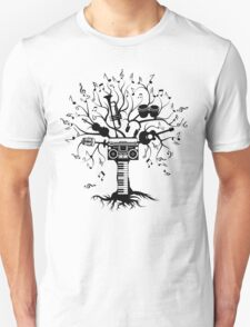 Melody Tree - Dark Silhouette T-Shirt