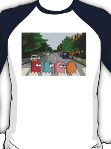 Pac Man Abbey Road T-Shirt