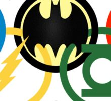 Super Olympics Sticker