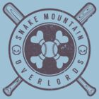 Snake Mountain Overlords by stationjack