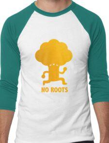 NO ROOTS Men's Baseball ¾ T-Shirt