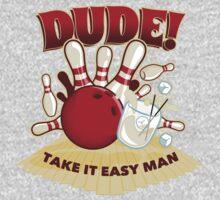 Dude! One Piece - Short Sleeve