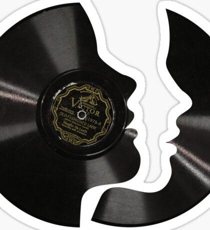 Vinyl Profile Sticker