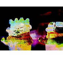 Two Alone Photographic Print