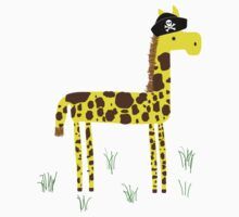 Giraffing Around by Elinor Barnes