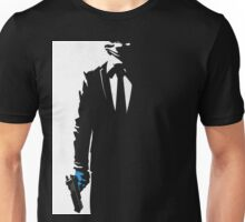 Payday 2 - Black N' White  Unisex T-Shirt