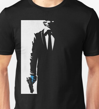 Payday 2 - Black N' White  Unisex T-Shirt