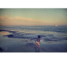 To Be Young Photographic Print