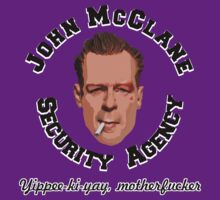 John McClane security agency by superedu