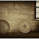 Grist Mill Stones by LocustFurnace