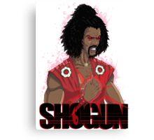 Sho'nuff Canvas Print