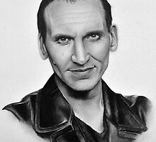 The Fantastic! Mr. Eccleston by Anniebradsw