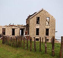 Abandoned Kansas Farm House by Mark McReynolds
