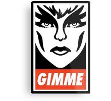 Gimme Pizzazz Metal Print