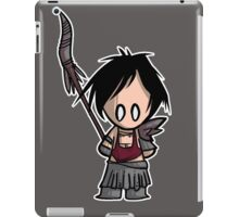Morrigan chibi iPad Case/Skin