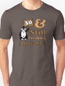 Cute 30th Birthday Gift For Women T-Shirt