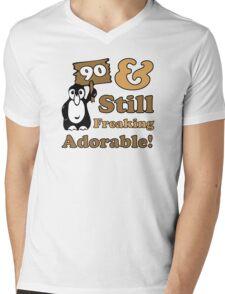 Cute 90th Birthday Gift For Women Mens V-Neck T-Shirt