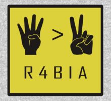 R4BIA-NEW SYMBOL OF FREEDOM by omadesign