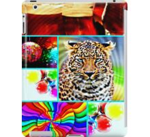 cougar party iPad Case/Skin