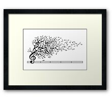 The Sound of Nature Framed Print