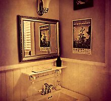 The Powder Room by Scott Mitchell