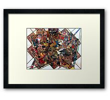 Sexual Chess Framed Print