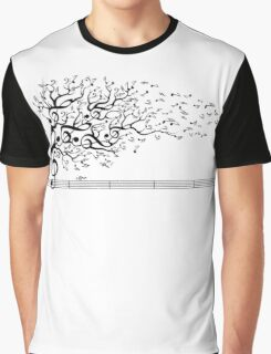 The Sound of Nature Graphic T-Shirt