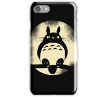 Moonlight Totoro iPhone Case/Skin