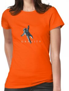 Gravity Movie Womens Fitted T-Shirt