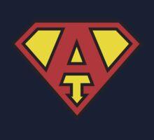 Super Initials Tee - A Kids Tee