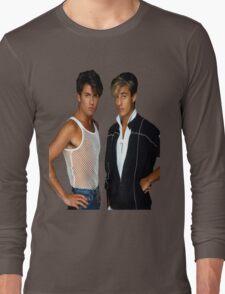 Wham! Shirt Long Sleeve T-Shirt