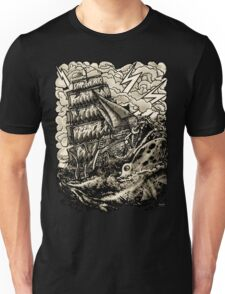 PIRATE BOAT Unisex T-Shirt