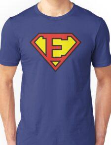Super Initials Tee - E Unisex T-Shirt
