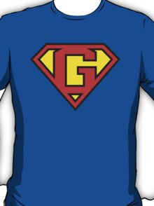 Super Initials Tee - G T-Shirt