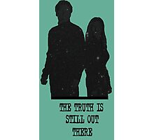 The Truth is Still Out There Photographic Print