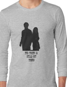 The Truth is Still Out There Long Sleeve T-Shirt